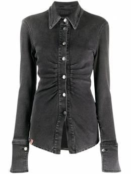 Ssheena джинсовая рубашка Jeremy 20FWJEREMYDF20002