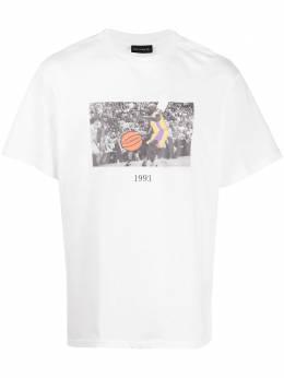 Throwback футболка с принтом TBTALLEN