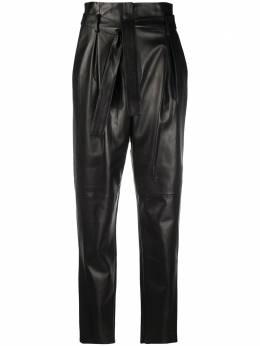 Drome зауженные брюки с присборенной талией DPD1982D400