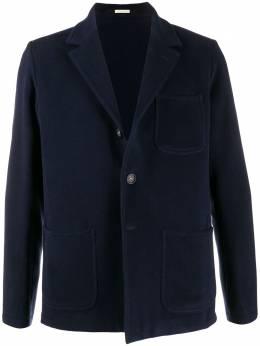 Massimo Alba single-breasted blazer coat BAGLIT1068TI068