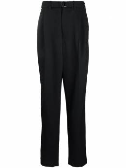Lemaire широкие брюки со складками M203PA151LF490