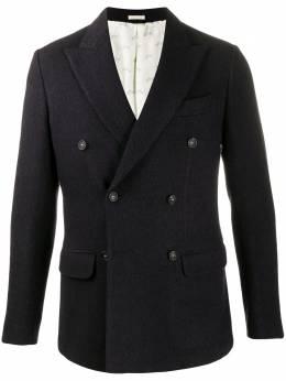 Massimo Alba double-breasted blazer MONSTTI083