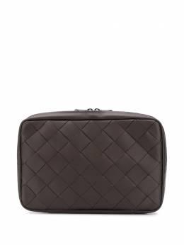 Bottega Veneta клатч с плетением Intrecciato 639334VCQT5