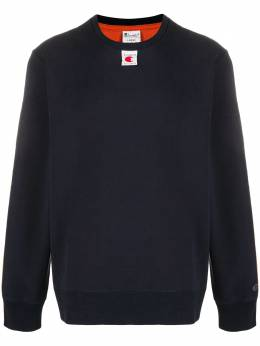 Champion sleeve stripe sweatshirt 215975