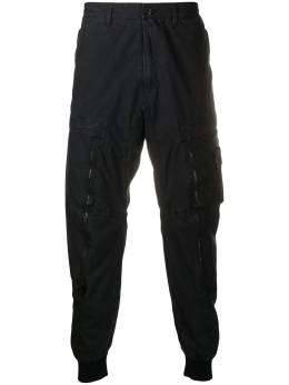 Stone Island Shadow Project cropped cargo trousers 7319301B1