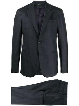 Z Zegna костюм-двойка с однобортным пиджаком 8447012GSGA