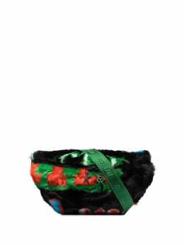 Kirin поясная сумка с искусственным мехом KWNA004F20FAB001