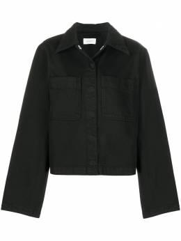 Lemaire куртка-рубашка оверсайз W203SH263LD034