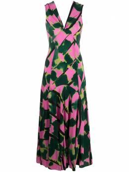 Colville платье макси с принтом CVF20503A000