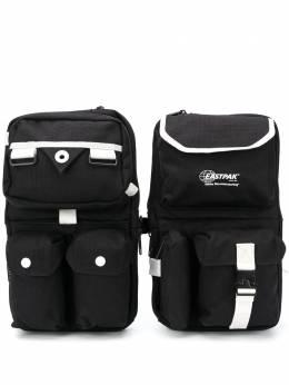 White Mountaineering рюкзак с карманами WM1973812A