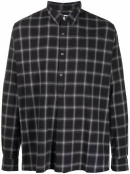 Iro клетчатая рубашка с длинными рукавами MM18KOOPER