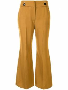 Proenza Schouler укороченные расклешенные брюки R2046002AY116S