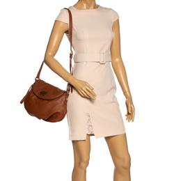Marc By Marc Jacobs Tan Leather Classic Q Natasha Crossbody Bag 325448