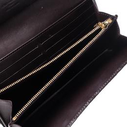 Louis Vuitton Amarante Monogram Vernis Sarah Wallet 326888