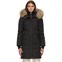 Mackage Black Down Harlowe Coat HARLOWE-R