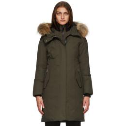 Mackage Green Down Harlowe Coat HARLOWE-R