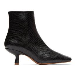 By Far Black Snake Lange Boots 20PFLNGBBLR