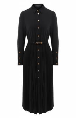 Платье с поясом Versace A87067/A235188