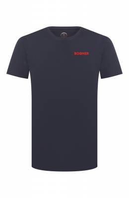 Хлопковая футболка Bogner 58542724