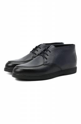 Кожаные ботинки Doucal's DU2713ED0-UM019NB04