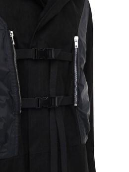 Куртка Из Органического Хлопка Rick Owens 72IM06010-MDk1