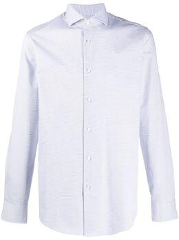 Boss by Hugo Boss рубашка узкого кроя 50439434