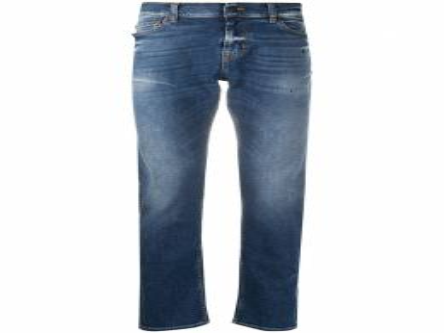 7 For All Mankind джинсы скинни Ronnie JSD4U940PR