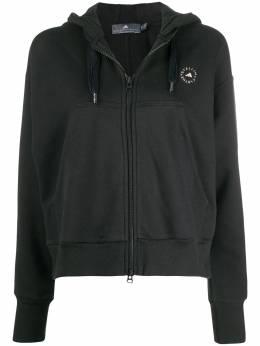 Adidas by Stella McCartney худи с логотипом GL4147CROPPED
