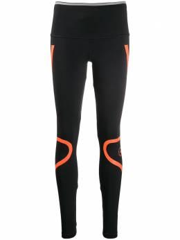 Adidas by Stella McCartney двухцветные спортивные легинсы GJ2990