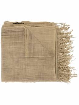 Uma Wang frayed wool scarf UA0246S32A0UW200