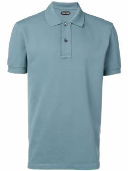 Tom Ford однотонная футболка-поло BS331TFJ664