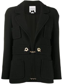 Edward Achour Paris однобортный пиджак 431014