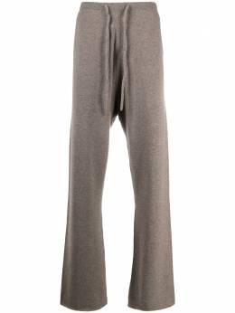 Extreme Cashmere slouchy wide leg trousers NO142