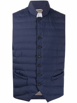 Brunello Cucinelli quilted high-neck gilet MM4591601CK537