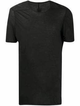 Rick Owens DRKSHDW футболка Level узкого кроя DU20F1250B09