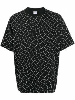 Marcelo Burlon County Of Milan футболка свободного кроя с графичным принтом CMAA054F20JER0041001