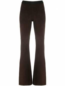 P.a.r.o.s.h. расклешенные брюки MACHINAD230613
