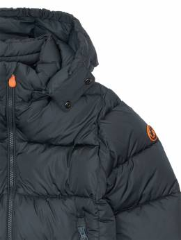 Hooded Nylon Down Jacket Save The Duck 72ILXX013-MDExNzg1