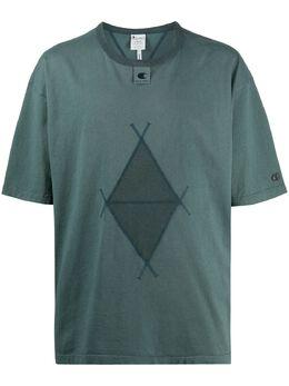Craig Green футболка с вышивкой 215618