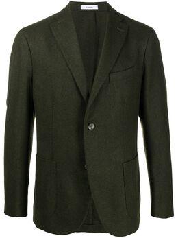 Boglioli однобортный пиджак N1302EWBSC030