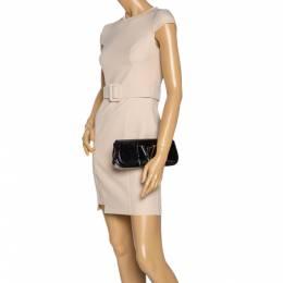 Louis Vuitton Black Electric Epi Leather Sobe Clutch 326705