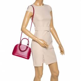Louis Vuitton Rubis Epi Leather Alma BB Bag 326409