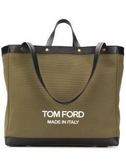 Tom Ford сумка-тоут с логотипом L1406TICN001
