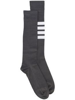 Thom Browne носки с четырьмя контрастными полосками MAS022B01690