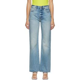 Frame Blue Pixie Jane Jeans LPXJN207