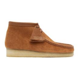 Clarks Originals Tan Suede Wallabee Desert Boots 26154818