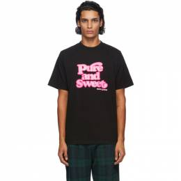 Noon Goons Black Pure And Sweet T-Shirt NGFW20-075
