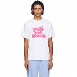 Noon Goons White Pure And Sweet T-Shirt NGFW20-075