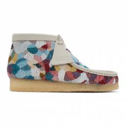 Clarks Originals Multicolor Wallabee Desert Boots 26153336