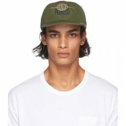 Visvim Green Excelsior Cap 0120203003010